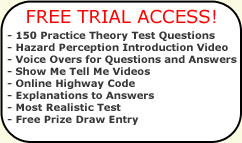 Driving Theory Test - free access